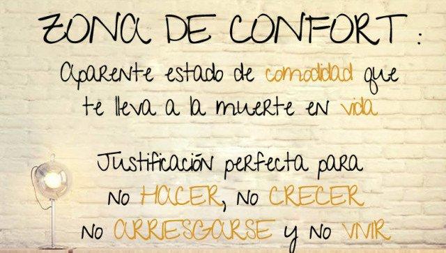 "6 Pasos Para ""Saltar"" De Tu Zona De Confort"